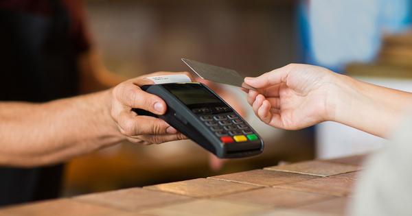 blippa för tusentals kronor i butik, utan PIN-kod